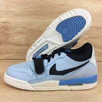 Nike Air Jordan Legacy 312 Low Sz 7Y Youth GS Pale Blue University New