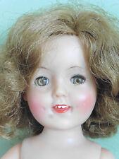 Poupée vintage: Craquante Shirley Temple d'Ideal Doll 30 cm