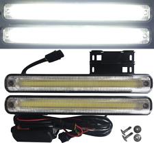 LED Tagfahrleuchten HIGH POWER megahell VW Touareg 7P 7L Touran 1T Bora Vento M3