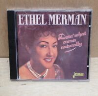 Ethel Merman Doin What Comes Naturally CD Album Jasmine Records Free UK P+P
