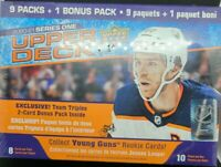 2020-2021 Upper Deck Series One (1) Hockey Mega Box!!! 🔥🔥🔥 Target Retail!!!