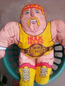 Hulk Hogan Wrestling Buddy