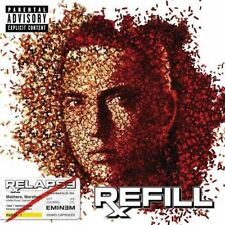 EMINEM (RELAPSE : REFILL 2CD SET - SEALED + FREE POST)
