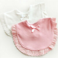 Girl Boy Newborn Toddler SOFT Cotton Baby Bibs Saliva Towel Kids Bib Feeding U
