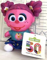 New Sesame Street Abby Cadabby PLUSH 50th Anniversary Muppet Toy FACTORY Doll NW