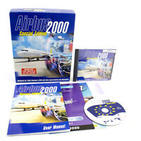 Airbus 2000 Special Edition for PC - Add-on for Microsoft Flight Simulator 98