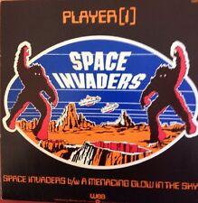 "Super Ultra Rare Space Invaders 45 VINYL 7"""