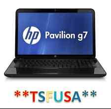 "NEW HP G7-2243US 17.3"" AMD A8 6GB 500GB 1600 x 900, Opt. Win 10 (read notes)"