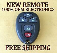 NEW GM CHEVY BUICK PONTIAC KEYLESS REMOTE START ENTRY FOB TRANSMITTER 22733524