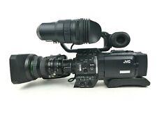 JVC Camera Movie GY-HD110 HDV FUJINON TH16x5.5BRMU Lens