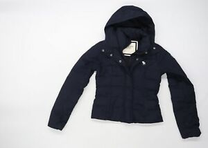 Abercrombie & Fitch Womens Blue   Jacket  Size S