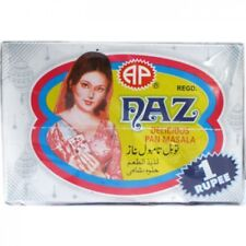 Pan Masala Supari-Naz Supari Export Quality! 576 SACHETS Special Offer!