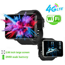 TICWRIS MAX 2.86 inch 3GB+32GB LCD 2700mAh SmartWatch For Android 7.1 4G Phone