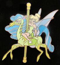 Tinker Bell – Carousel Horse – DA PINS – New on Card – 2004 Disney Pin