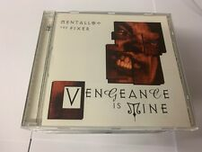 Vengeance Is Mine, Mentallo & the Fixer, CD 782388021128
