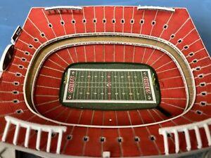 Danbury Mint  -  Kansas City Chiefs ArrowHead Stadium Come's in the Original Box