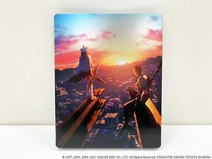 FF7 Final Fantasy Vll Remake Intergrade Steelbook Only E-Store NO GAME