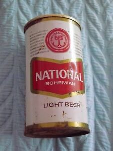 Baltimore 1+ Heileman No 6 MARYLAND STATE HOUSE NATIONAL BOHEMIAN BEER CAN