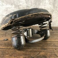 Vintage Spring Saddle Prewar Seat Springer Schwinn Troxel? Rat Rod