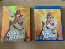 Home On The Range Blu Ray Disney Classic #44 With O-Ring Slipcase New & Sealed