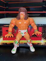 WWE THE ULTIMATE WARRIOR HASBRO WRESTLING FIGURE WWF SERIES 2 1991