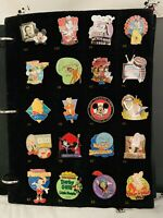 DISNEY COUNTDOWN TO THE MILLENNIUM PINS Complete Set 101 Pins