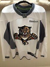 New NHL Pro Stock Reebok Practice Hockey Jersey. Florida Panthers Size 58