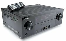 Pioneer VSX-1021-K 7.1-Ch 3D Home Theatre A/V Receiver HDMI ipad/iphone 1080p B