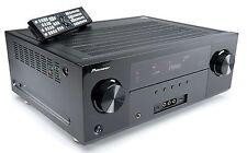 Pioneer VSX-1021-K 7.1-Ch 3D Home Theatre A/V Receiver HDMI ipad/iphone 1080p B