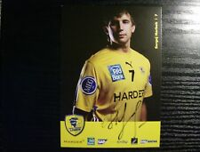 Rhein-Neckar Löwen  Autogrammkarte  Sergej Harbok  / Handball