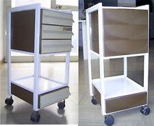 CARRELLO Porta Rotoli e Oggetti - Accessori per tavolo da disegno e tecnigrafo