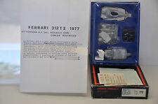 KIT F1 FERRARI 312T2 GP BRÉSIL 1977 HOBBY TECNICA 1/43 NEUF EN BOITE