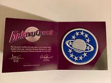 Loot Crate Exclusive Galaxy Quest Emblem Prop Replica Patch