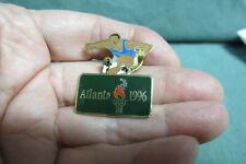 Vintage Atlanta 1996 Olympic Pin Runners