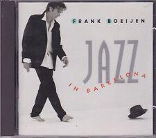 Frank Boeijen-Jazz In Barcelona cd album