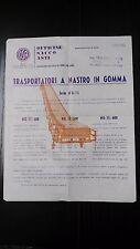 FC063_TRASPORTATORI A NASTRO IN GOMMA_OSA_OFFICINE SACCO ASTI_VOLANTINO_EPOCA