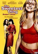 NEW DVD - THE SWEETEST THING - Cameron Diaz, Christina Applegate, Selma Blair,