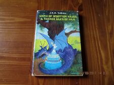 Smith of Wootton Major & Farmer Giles of Ham by J.R.R. Tolkien BCE 1976 HC/DJ