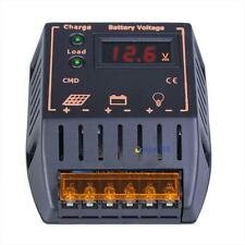 LCD 20A PV Solar Panel Battery Regulator Charge Controller 12V/24V Autoswitch TR