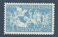 1123 Fort Duquesne Single Mint/nh Free Shipping