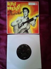 Elvis Presley - A72V 0073 Il Re del Rock 'n' Roll - Italy Re EP -  M/M