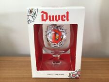 Verre Duvel Patrick CROES Duvel  aka jellyfish glas glass