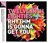 Twelve Inch Eighties - Rhythm Is Gonna Get You [CD]