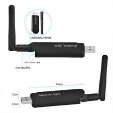 Mini USB Bluetooth V4.1 Adapter Dongle 3.5mm Audio Transmitter For PC TV DVD
