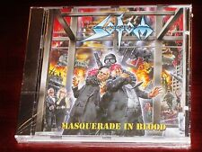 Sodome : Masquerade in blood CD 2004 STEAMHAMMER spv Allemagne 085-76962 NEUF
