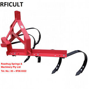 CULTIVATOR - C Tine Single Row Scarifier 3PL for Tractor Part No.: RFICULT