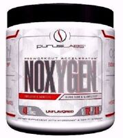 Purus Labs NOXYGEN Stimulant-Free Muscle Pumps Nitric Oxide - 40 Servings