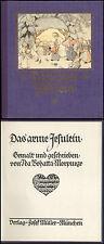 Ida bohatta-Morpurgo le pauvre jesulein EN COULEUR ILLUSTRE Munich 1931