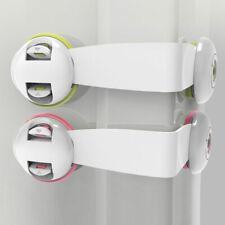 Safety refrigerator Locking Devices Babysafe child safety lock,green 5pcs