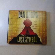 THE LOST SYMBOL by Dan Brown, 5 CD Unabridged Audio Book